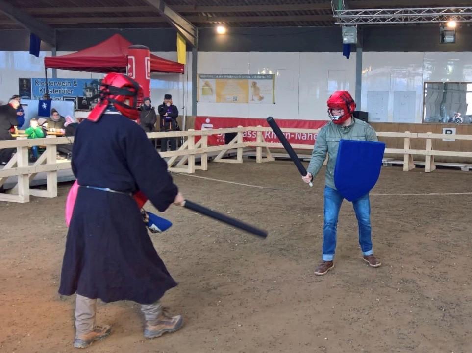 Schwertkampf für Kids MSVK -0003