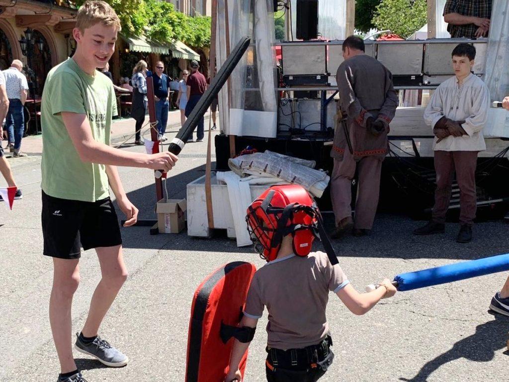 Schwertkampf für Kids MSVK -0004