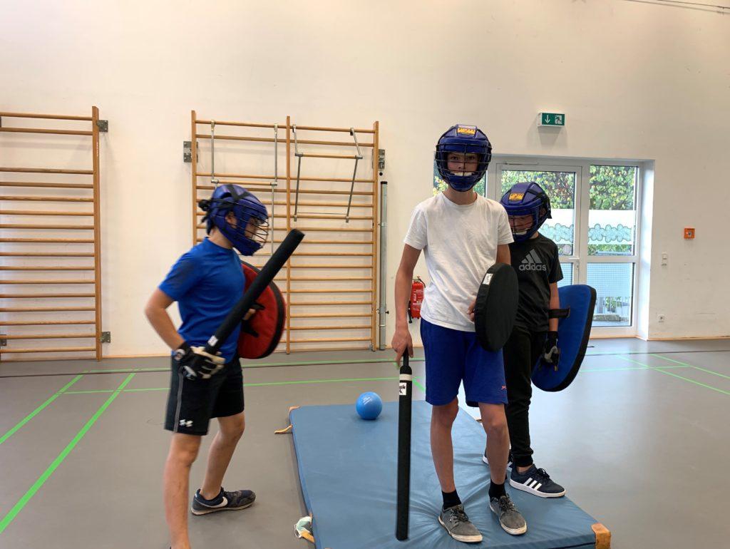 Schwertkampf für Kids MSVK -0005