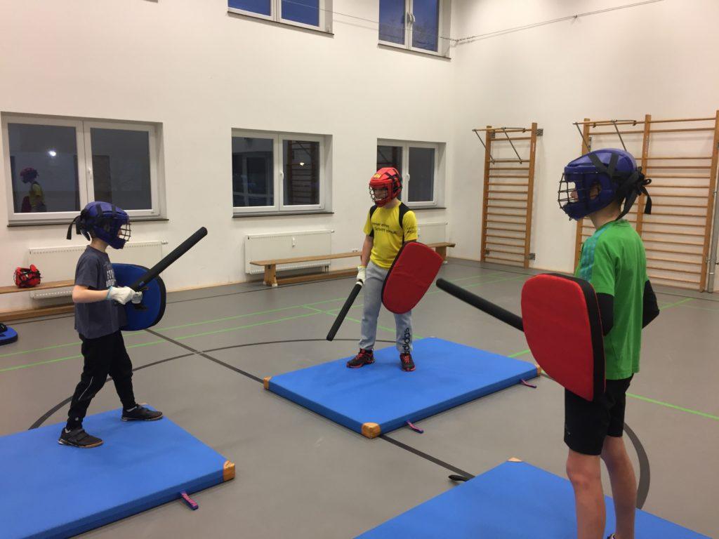 Schwertkampf für Kids MSVK -0007
