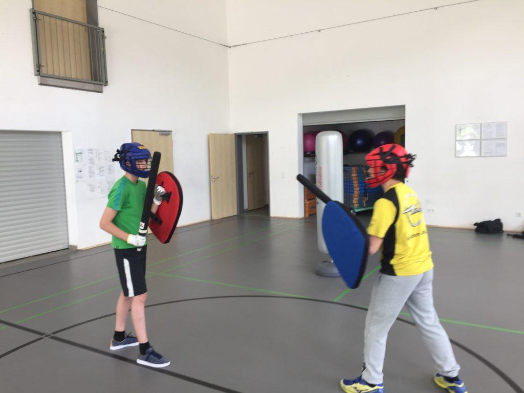 Schwertkampf für Kids MSVK -0008