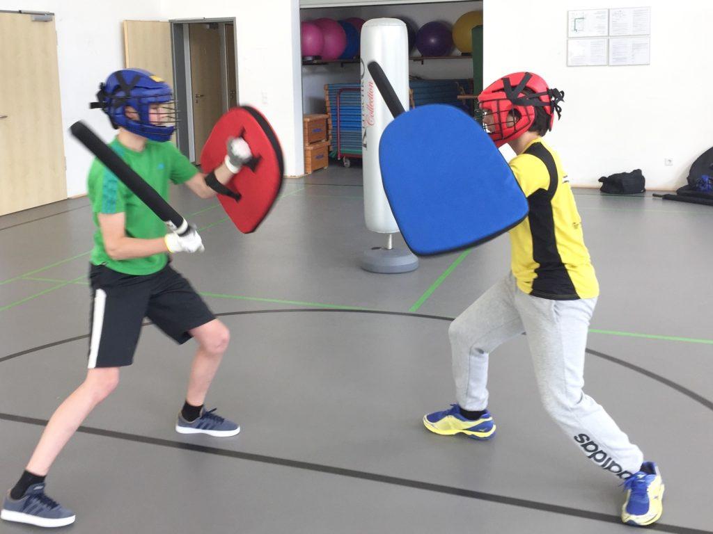 Schwertkampf für Kids MSVK -0009