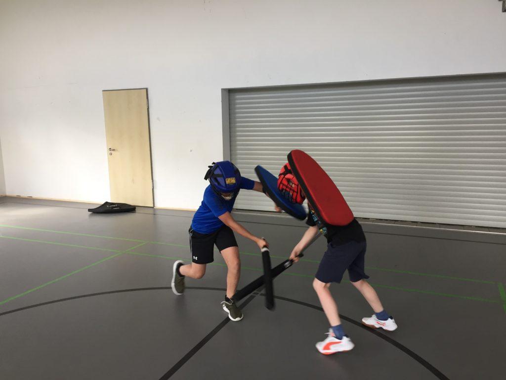 Schwertkampf für Kids MSVK -0010