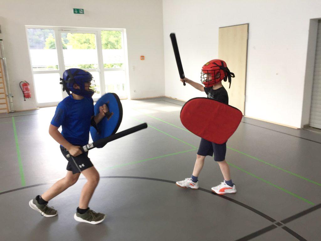 Schwertkampf für Kids MSVK -0011