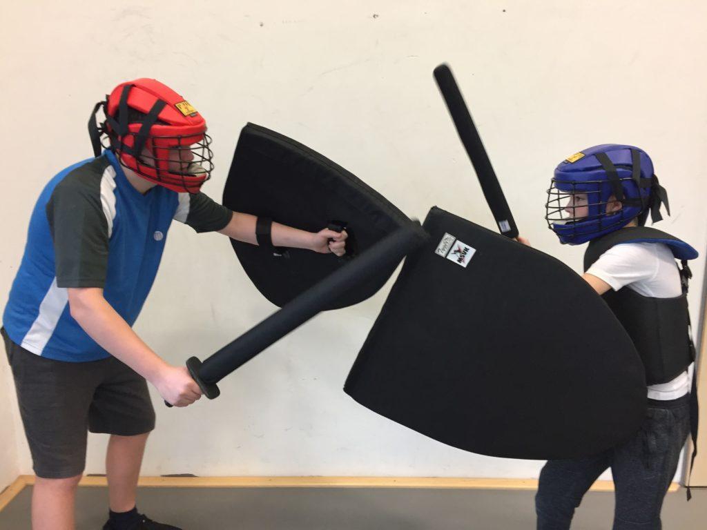Schwertkampf für Kids MSVK -0013