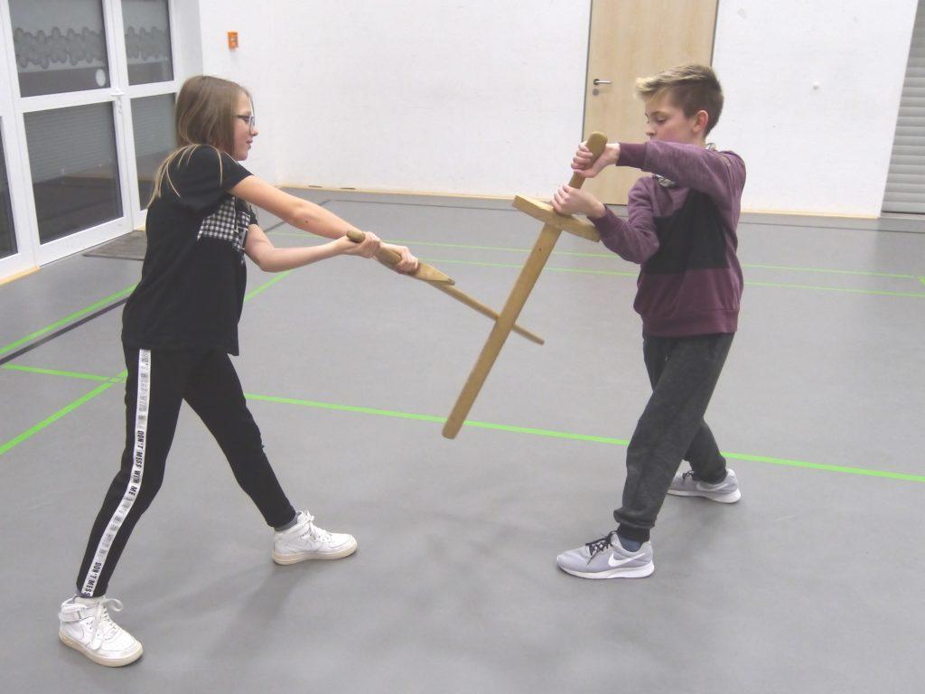 Schwertkampf für Kids MSVK -0014