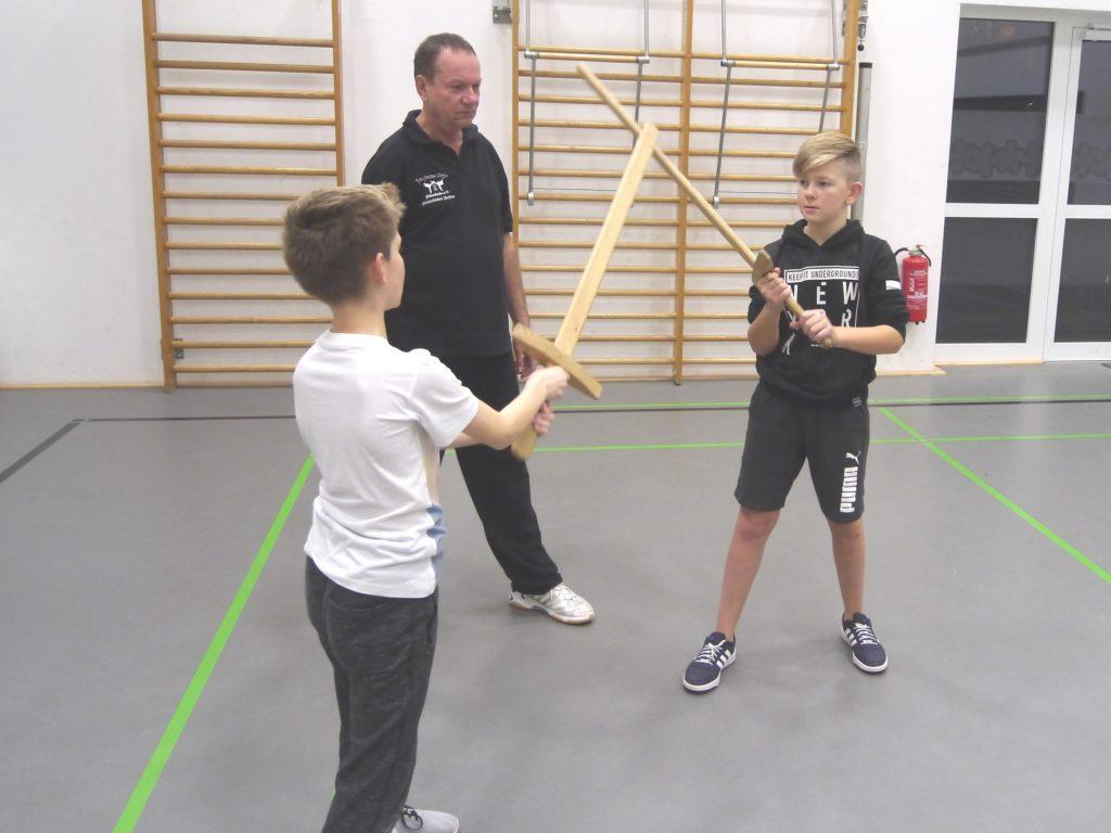Schwertkampf für Kids MSVK -0018